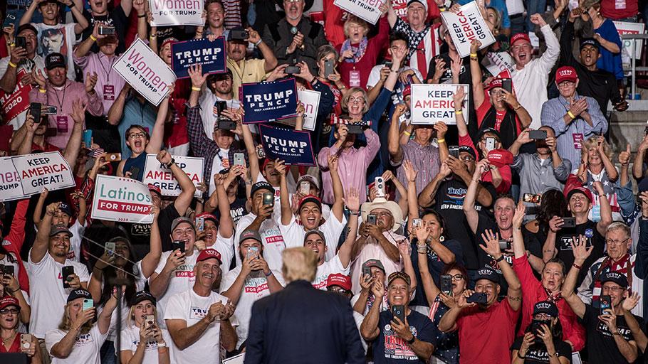 Trump MAGA Rally