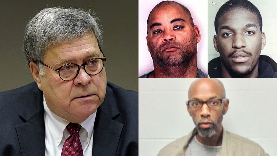 Attorney General William Barr - Capital Punishment (Death Penalty)
