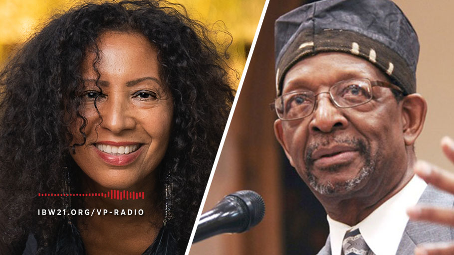 Dr. Ron Daniels aka The Professor talks with special guest Michele Voltaire Marcelin.