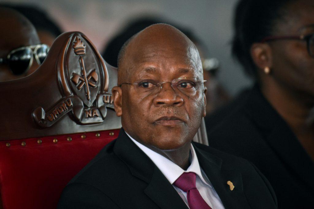 TANZANIA-POLITICS-FUNERAL-DIPLOMACY