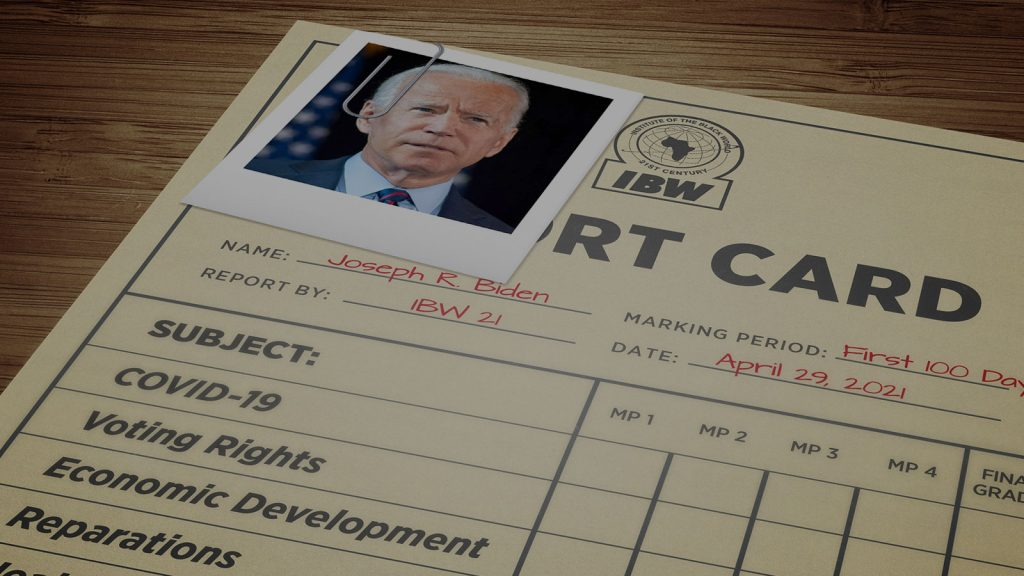 Report Card on President Biden