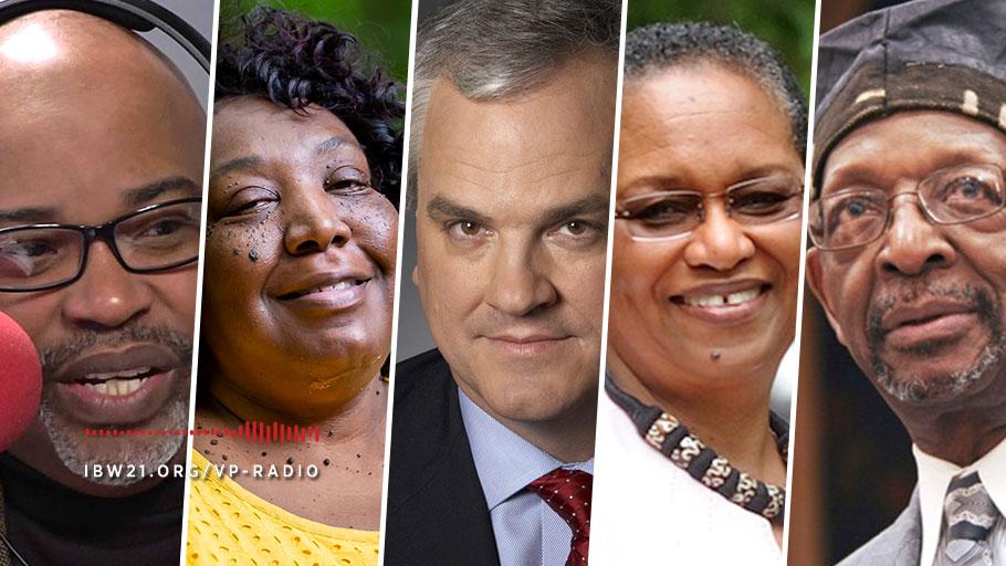 Vantage Point: Dr. Ron Daniels, Derrick Boazman, Donna Stephens, Douglas Blackmon and Dr. Joyce King