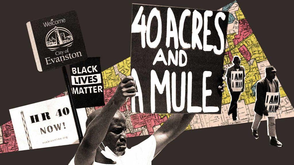 Reparations Graphic by Anjali Nair, NBC News