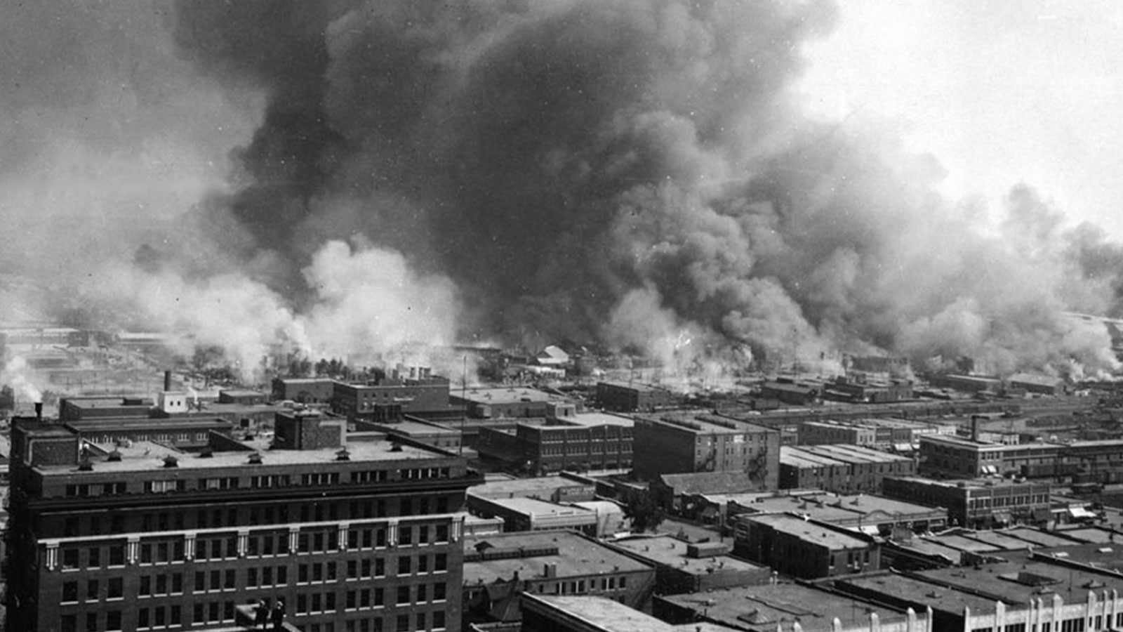 The 1921 Tulsa race massacre wrought widespread destruction. In addition to acknowledging the horror of that particular event, we must confront the systemic, genocidal, state-sanctioned, racist violence that is pervasive in the United States.