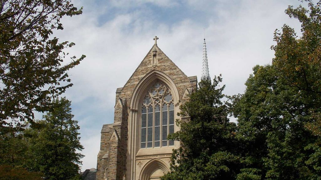 The Cathedral of the Incarnation is the Episcopal Cathedral in Baltimore, Maryland.