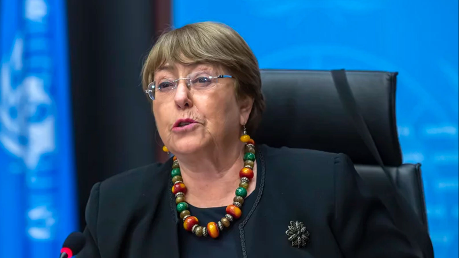 Michelle Bachelet, U.N. High Commissioner for Human Rights
