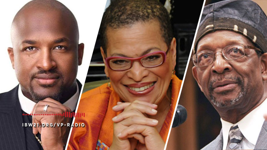 Vantage Point: Host Dr. Ron Daniels aka The Professor talks with special guests Rev. Dr. Robert Turner and Dr. Julianne Malveaux