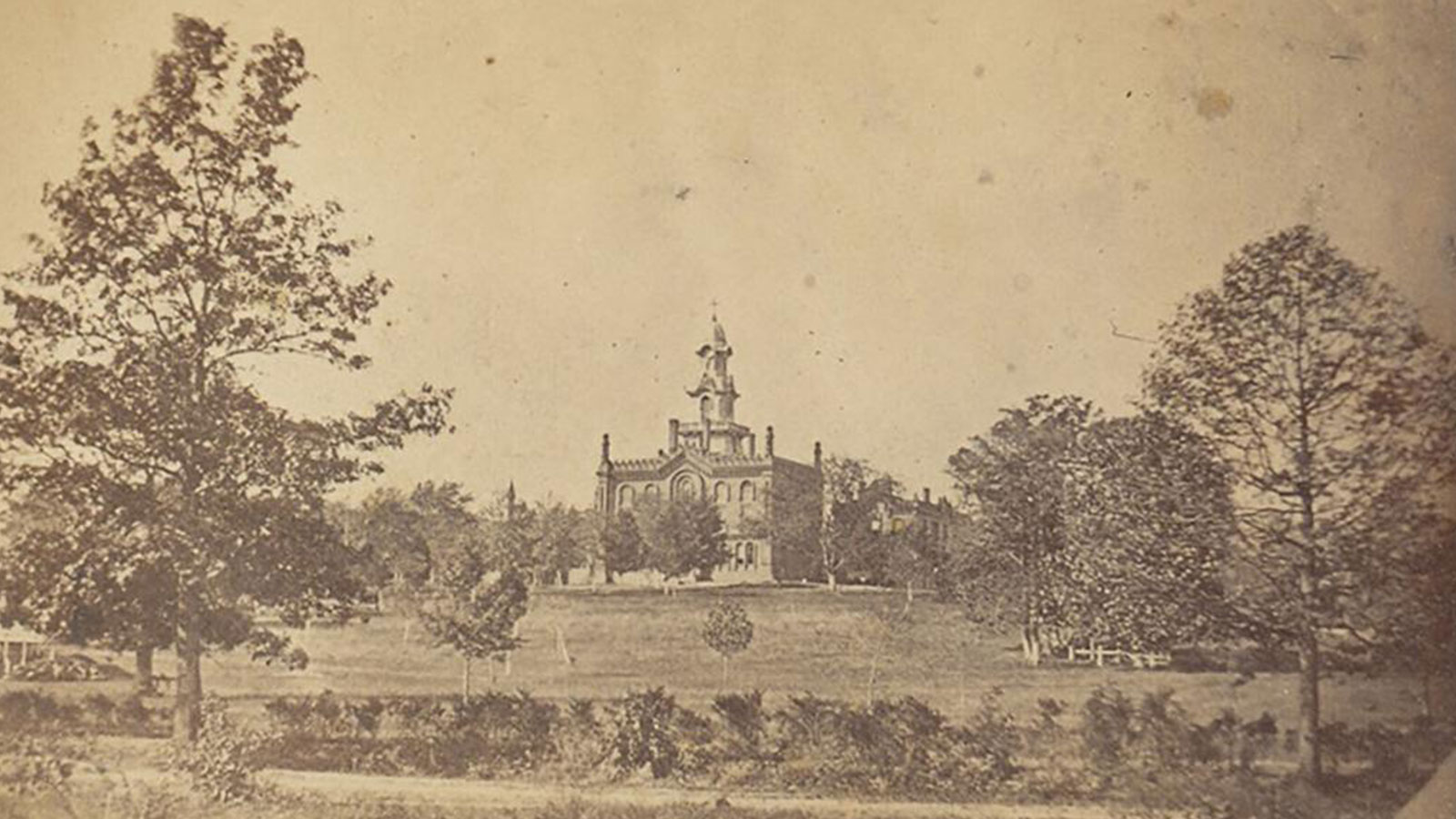 Virginia Theological Seminary 1863