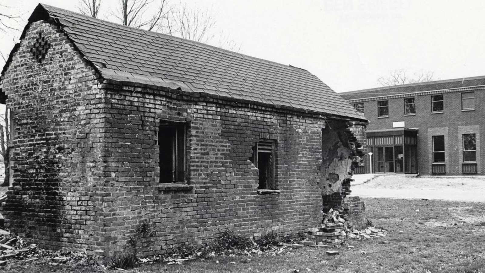 Virginia Theological Seminary slave quarters