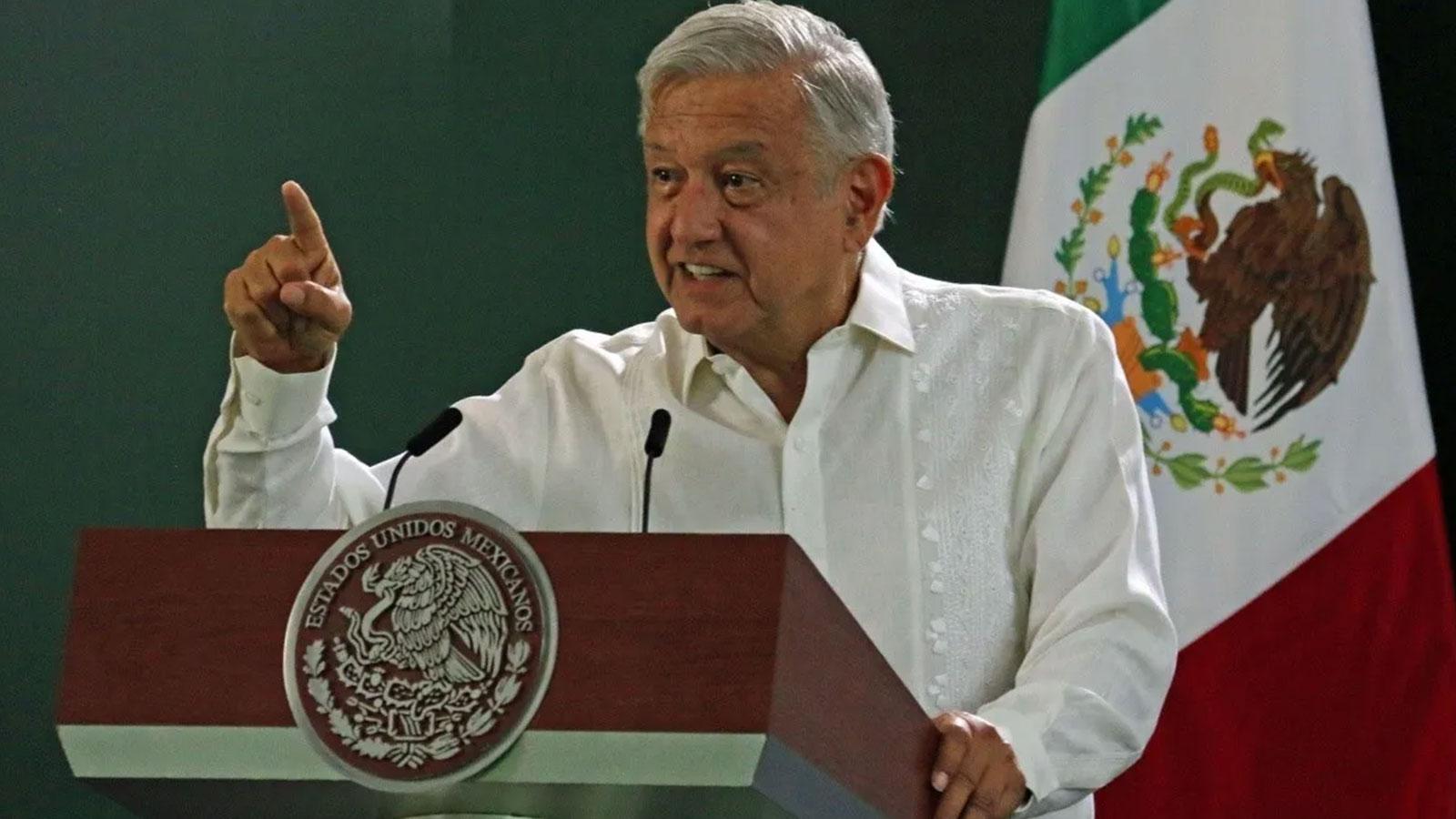 President Andres Manuel Lopez Obrador