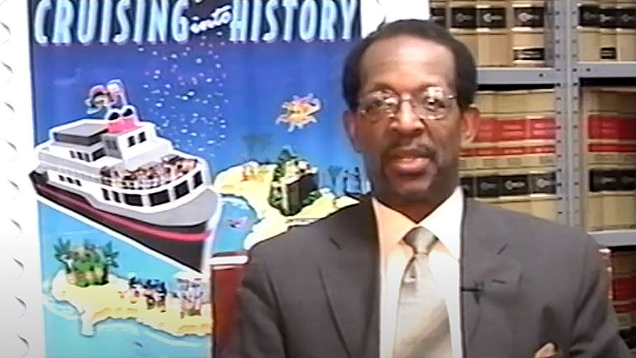 """Dr. Ron Daniels: """"Cruising Into History"""" — HSP's 2004 Visit to Haiti"""