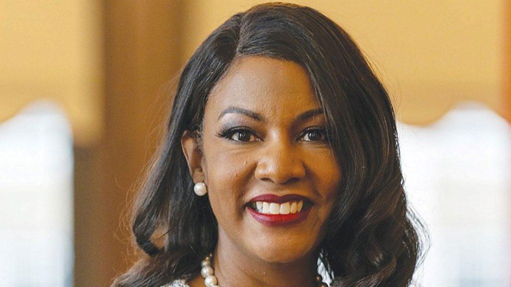 St. Louis Mayor Tishaura Jones