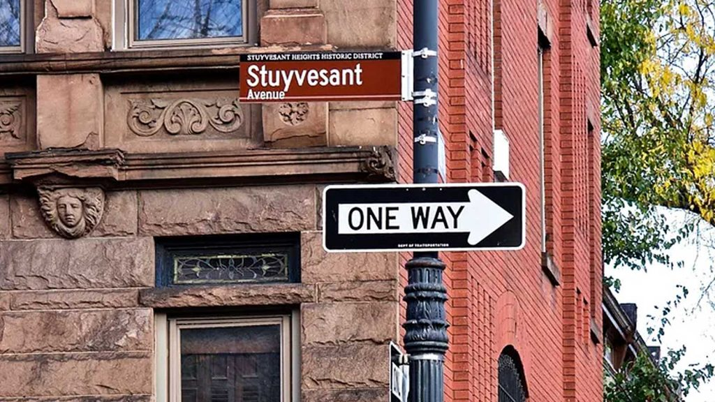 Stuyvesant Avenue (Slaveowner street names)