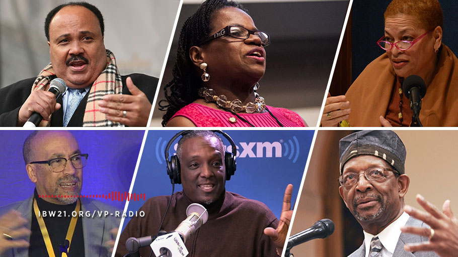 On this edition of Vantage Point, host Dr. Ron Daniels talks with special guests Martin King III, Barbara Arnwine, Founding Dean, Bill Fletcher and Dr. Greg Carr.