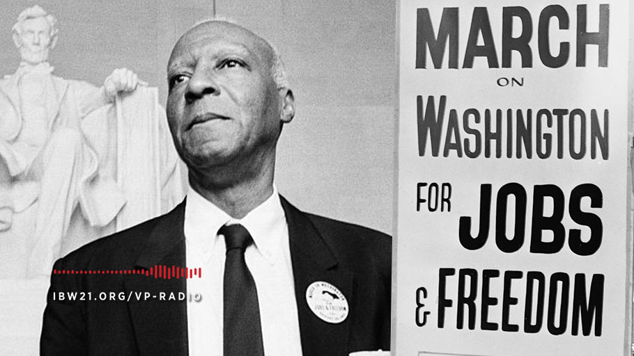 A Tribute to A. Philip Randolph - Vantage Point Labor Day Special - With Dr. Ron Daniels