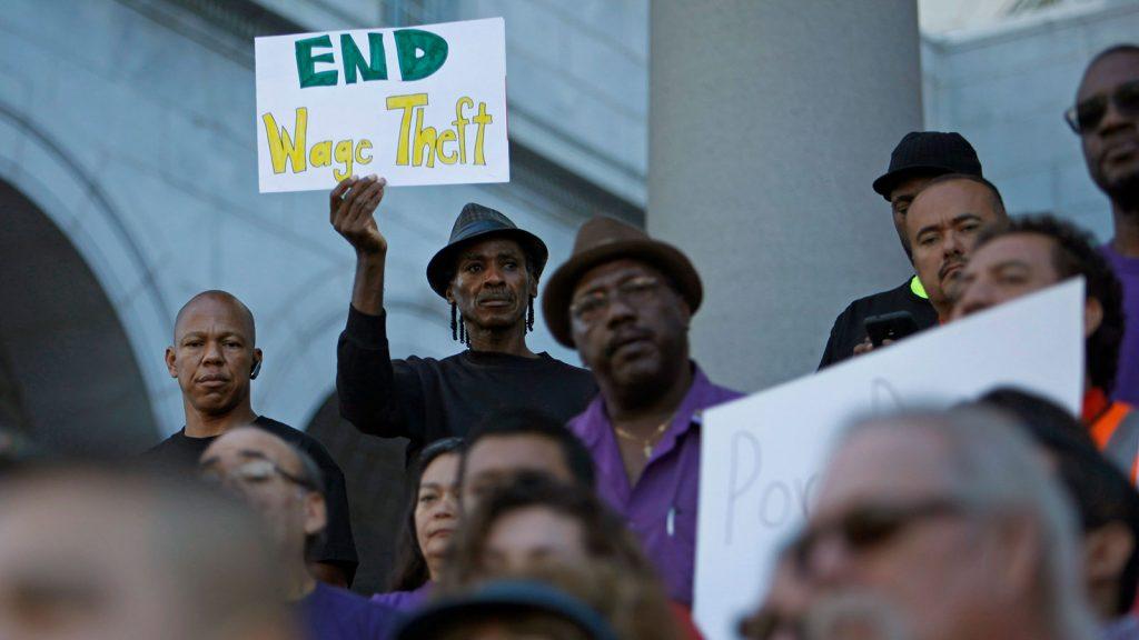 Labor violations disproportionately affect Black Americans.