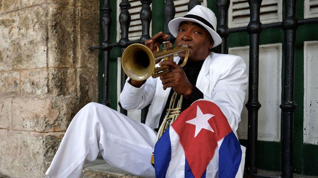 Cuban trumpet solo by Riccardo Maria Mantero Reuse