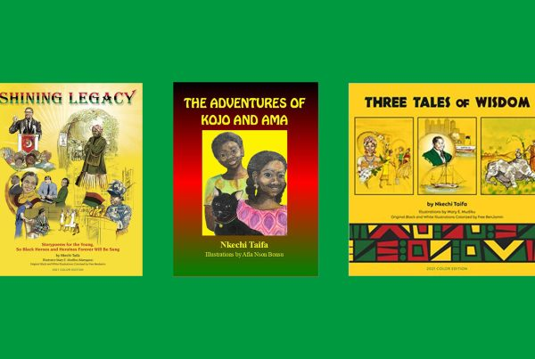 Book Launch: Taifa Trilogy of Tales for a New Generation