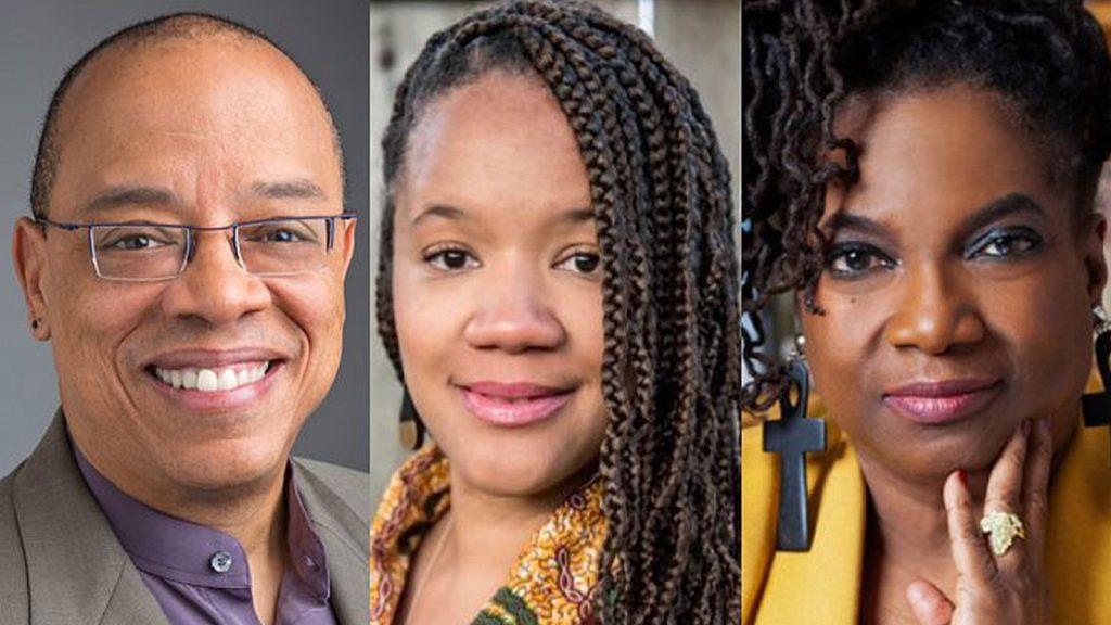 Jeffery Robinson, Robin Rue Simmons, Nkechi Taifa