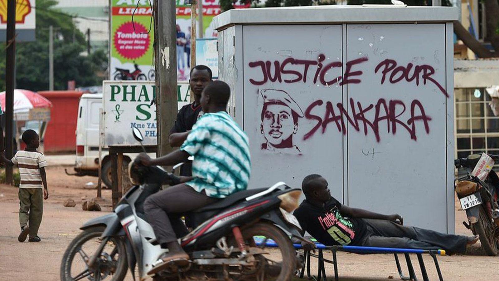 Sakara's supporters have long demanded justice