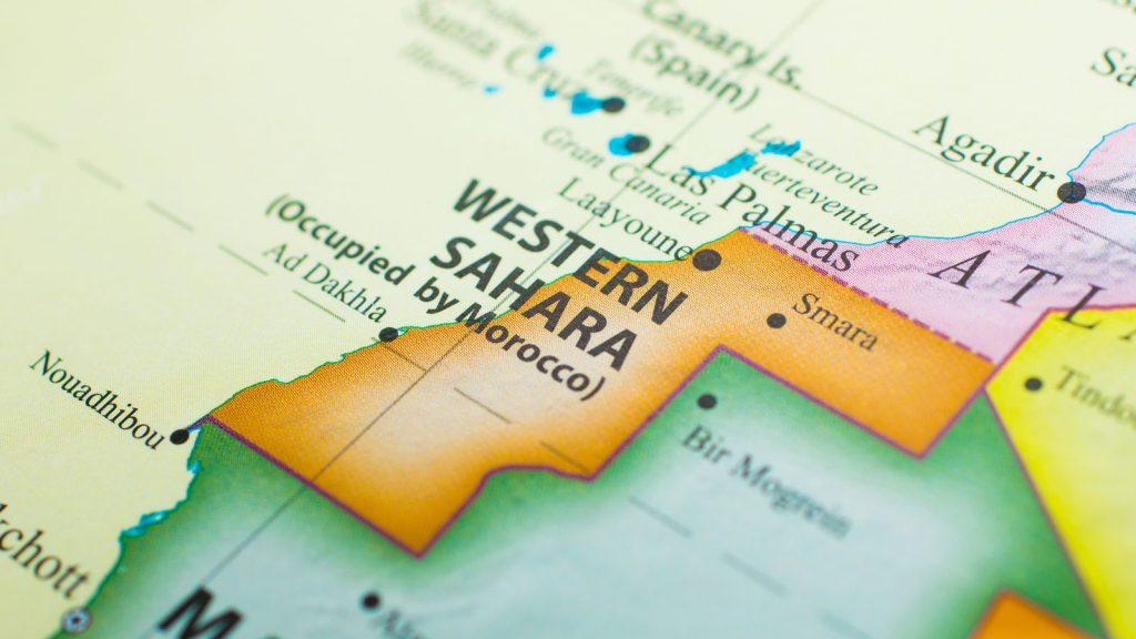 Western Sahara—Africa's last Remaining Colony
